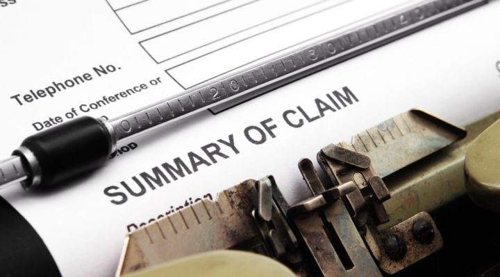 Do I have to instruct a solicitor to deal with my claim?