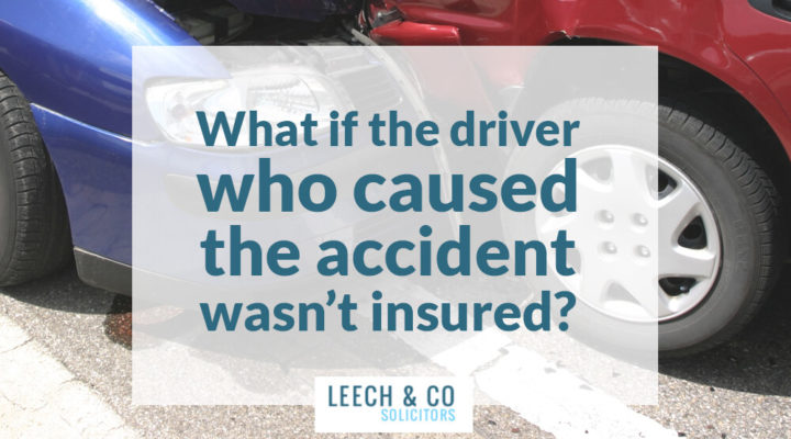 Driver not insured