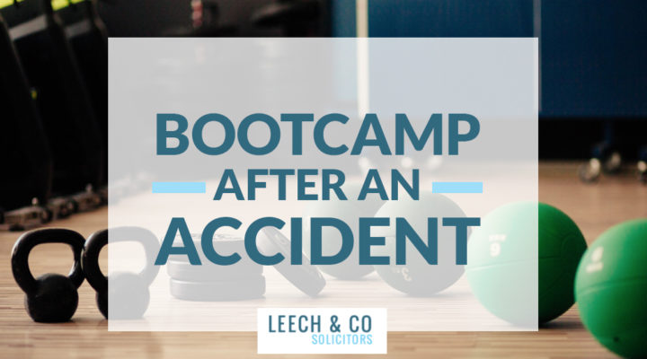 Can you do bootcamp after and accident?