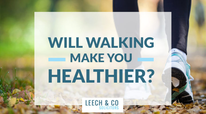 Will walking make you healthier?
