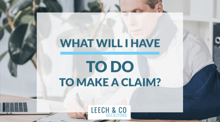 How to make a claim
