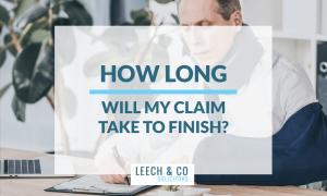 Length of claim process