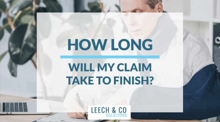 Length of claim process