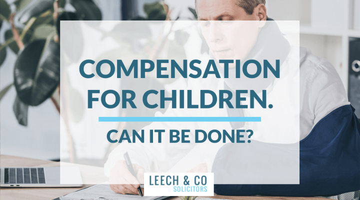 Compensation for children