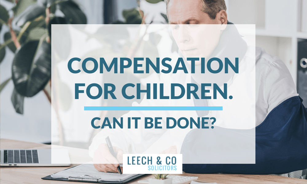 Compensation for children