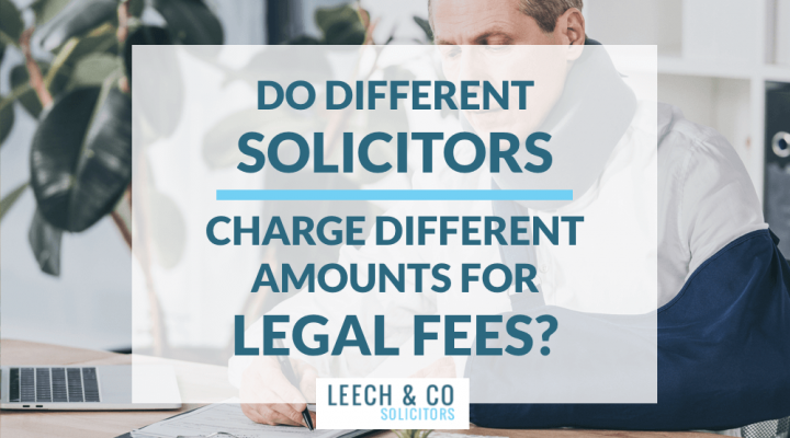 Solicitors legal fees