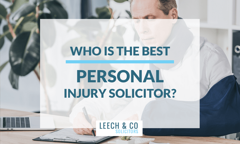 best Personal Injury Solicitor